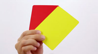 RUS-WW-PSK 2015 : Yellow & Red cards - штрафные санкции