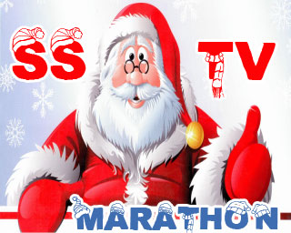 New Year's SSTV marathon