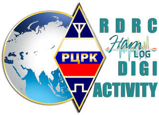 RDRC HAMLOG DIGI Activity 2017