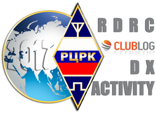 Final results RDRC CLUBLOG DX Activity 2017