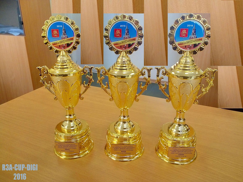 Cups of winners R3A-CUP-DIGI 2016